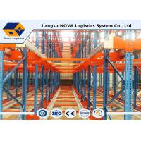 China Heavy Duty Pallet Shuttle System Corrosion Protection wholesale