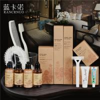 China RANCRNUO 2-4 star hotel amenities sets cheap hotel supplies guest amenities suppliers wholesale