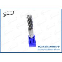 China Precsion Cutting Tungsten Carbide End Mill on sale