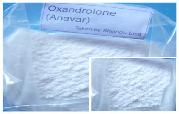 trenbolone powder color