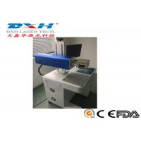 China Compact Cable Laser Marking Machine , Leather / Fabric Laser Marking Machine 1064nm wholesale