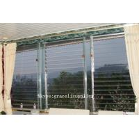 China 2015 hot design residential Glass blinds for window wholesale