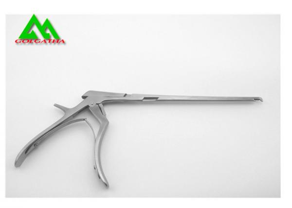Quality Light Weight Surgical Laminectomy Rongeur Instruments Used In Orthopedic Surgery for sale