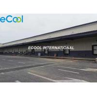 China Prefabricated 200 tons / day Turn over Cold Storage Logistics and Distribution Center wholesale