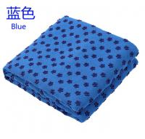 China anti slip microfiber yoga towel , hot sale yoga towel match with yoga mat wholesale