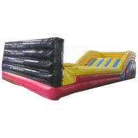 Strong Large Outdoor Inflatable Water Slide Kids With Repair Kit