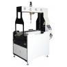 China Fast Change Mould  Rigid Box Wrapping Machine,for Gift Box ,Shose Box,Greyboard Box wholesale