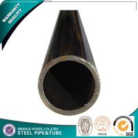 BS1387 Round Welded Steel Pipe E235 Black Painted for water transportation