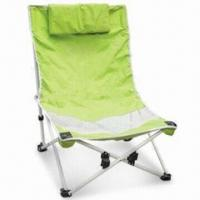 China Fishing Chair, Azo-free and Non-toxic, Foldable, Measuring 54 x 54 x 72cm wholesale