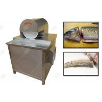 China Stainless Steel Meat Processing Machine , Fish Head Cutting Machine High Efficiency wholesale