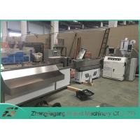 China High Efficient Plastic Pipe Manufacturing Plant / Pvc Pipe Manufacturing Machine on sale