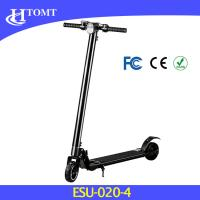 China Two Wheels Adult Electric Kick Scooter City Mobility Aluminum Alloy Material wholesale