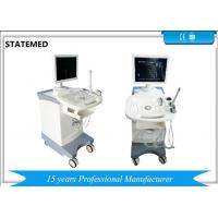 Buy cheap Trolly Black And White Portable Ultrasound Machine For Pregnancy from wholesalers