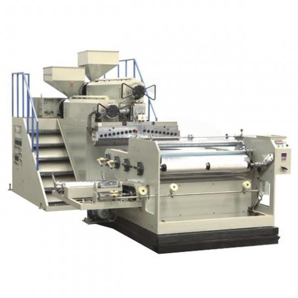 Quality LLDPE Film Blowing Machine , Twin Screw Extruder Machine High Speed for sale