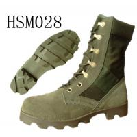 China ALTAMA new style original quality olive green hunting boots, jungle boots wholesale