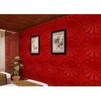 China Decorative Wall Paneling 3D Living Room Wallpaper wholesale