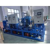 China HFO Power Plant Centrifugal Fuel Oil Treatment System 50Hz 60Hz CCS BV Certification on sale