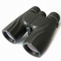 China Water-resistant Binocular with Anti-slip Rubber Pattern and 42mm Objective Diameter wholesale