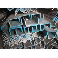 China Cold Rolled 430 Stainless Steel Channel Iron , Wear Resistant U Metal Channel on sale