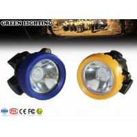 China GLT-2 Explosion-proof Rechargeable LED Headlamp 171g With 2.2Ah Li-ion Battery wholesale