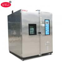 China -70℃ ~+150℃ Lab Constant Temperature Humidity Chamber Inserted Mobile Pulley for PVC Testing on sale