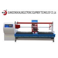 China High Accuracy Semi Auto BOPP Tape Cutting Machine For PVC And Foam Tape wholesale