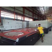 China LV-TFQ Series Convection Glass Tempering furnace / Glass Toughening furnace for low e coated glass wholesale