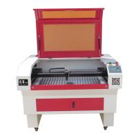Buy cheap 9060 Laser Engraving and Cutting  Machine /  Raycus Portable Fiber Laser Engraving Machine from wholesalers