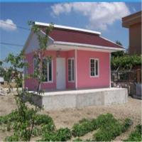 Newest Building Material EPS Cement Sandwich Wall Panel Prefab Homes Over Water Bungalow