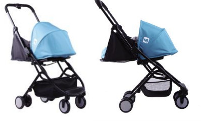 Quality Portable baby stroller with aluminum frame 620 for sale