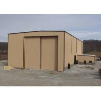 Buy cheap Class 10 Seismic Insulation Galvanized Steel Structure Plant from wholesalers