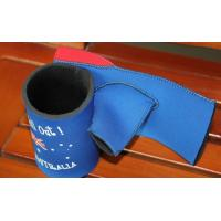 China Hot-selling High quality Neoprene Glove Beer Koozie ,Cans holder Beer bag In Glove design wholesale