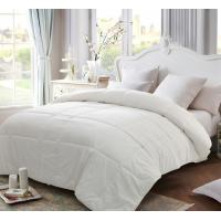 China Luxury mulberry Cotton silk comforters thick quilt bed quilts comforters on sale