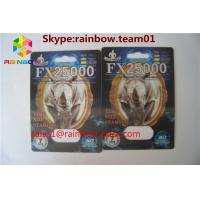 hot sale 3D printing card Black mamba 3D effect sex pill packaging card 3D card /3D printing card rhino blister paper ca