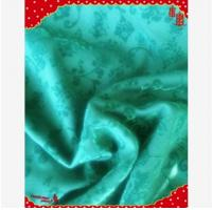 China Cotton knitting fabric flocking Roman cloth fabric/Jacquard knitted fabrics wholesale