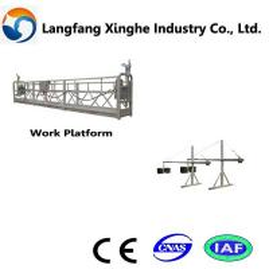 China temporary suspended platform /gondola lift/ steel cradle wholesale