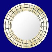 China 4040 Vietnam Lacquer PU Decorate Mirror Frame on sale