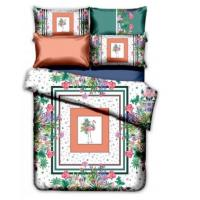 China Bedding Set Fabric Painting Designs Home Furnishing Products Use on sale