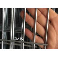 China 2.0-4.0mm Galvanized Welded Wire Fence Panels For Small Pets Cage wholesale