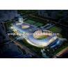 China Estructuras de acero prefabricadas de la distorsión anti con la ventana de acero de la malla wholesale