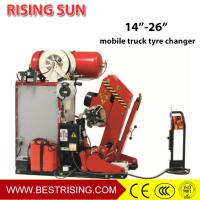 China Truck tire changer automobile garage equipment for sale wholesale