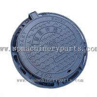China Factory Direct Selling EN124 Ductile Iron Sand Casting Manhole Cover Make In China wholesale