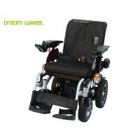 China 4Km - 12Km / H Handicap Carts Outdoor Four Wheel Drive Wheelchair With Recline Seat wholesale