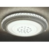 China Modern European Chandelier Crystal Crafts , LED Light Crystal Lampshade on sale