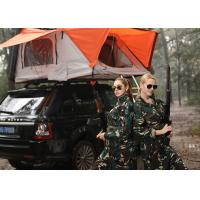 China Side Awning Car Roof Tent For Camping With Sponge Mattress Water Resistant wholesale