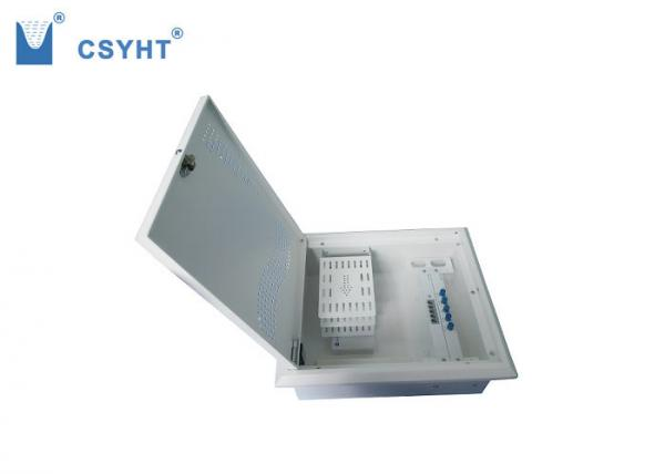 Quality Fiber optic SOHO box for indoor wall mounted application in FTTX project for sale