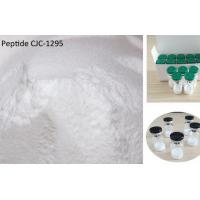 Buy cheap Purity 99% Raw Peptide Powder Lean Body Mass CJC -1295 DAC 5mg / Vial, 2mg / Vial from wholesalers