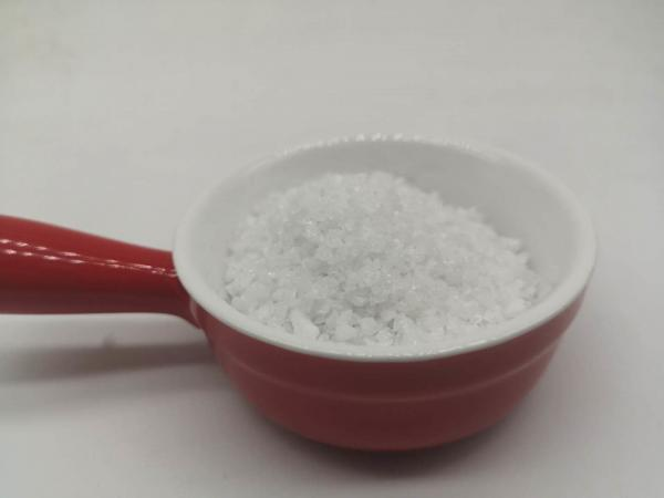 Quality 1-3MM High Temperature Fused White Alumina / Refractory Raw Material for sale