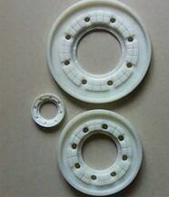 Buy cheap Custom Auto Plastic parts molded nylon molded nylon parts from wholesalers