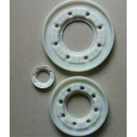 Buy cheap Custom nylon plastic machined plastic parts nylon gasket for injection molded Parts from wholesalers